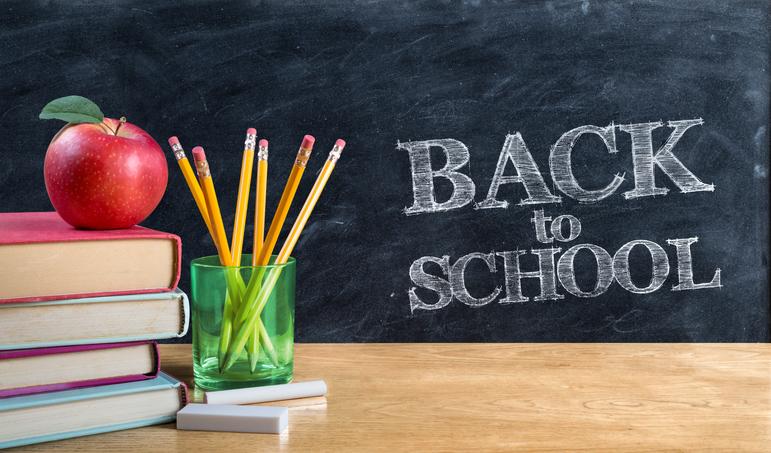 back to school, children, adolescents, parents